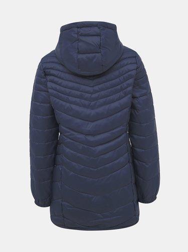 Tmavě modrá prošívaná bunda ONLY Demi