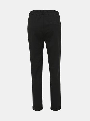 Černé kalhoty ONLY Gina