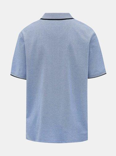 Světle modré polo tričko Jack & Jones Paulos