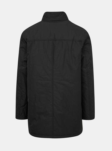 Čierna pánska funkčná bunda Geox Jaylon