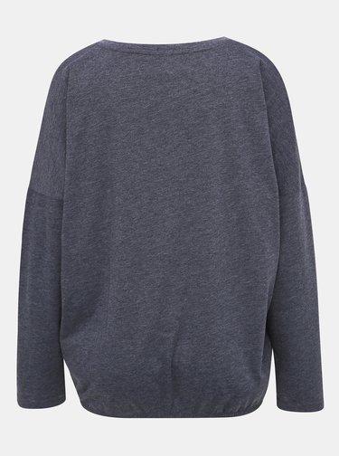 Tmavošedé dámské tričko SAM 73