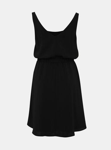 Černé šaty VILA Laia