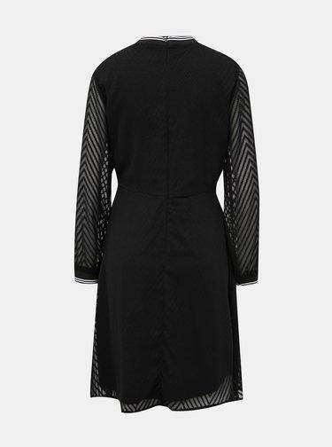 Černé šaty ONLY Lina