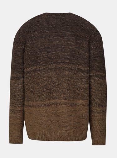 Khaki svetr ONLY & SONS Callen