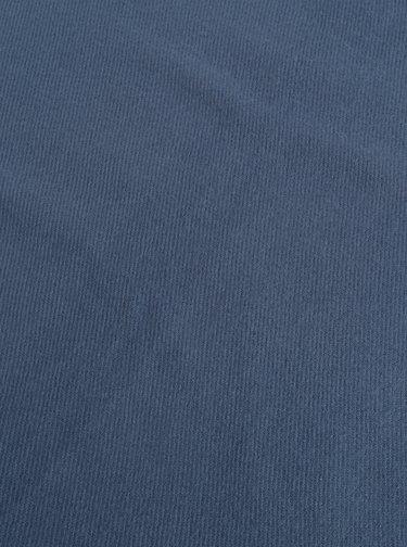 Modrá šála Jack & Jones Solid