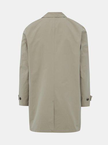 Béžový lehký kabát Burton Menswear London