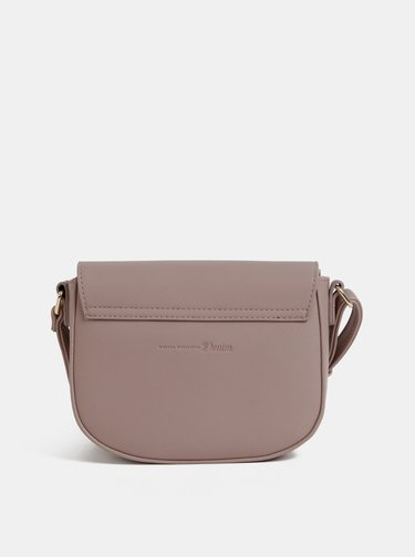 Starorůžová crossbody kabelka Tom Tailor Denim Tine