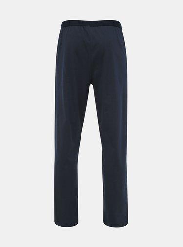 Modré pánské pyžamové kalhoty Tommy Hilfiger