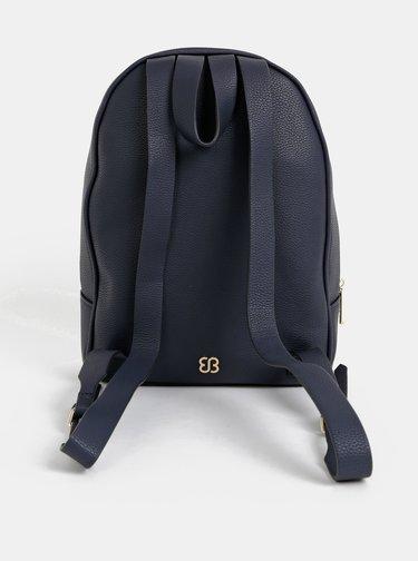 Tmavě modrý elegantní batoh Bessie London