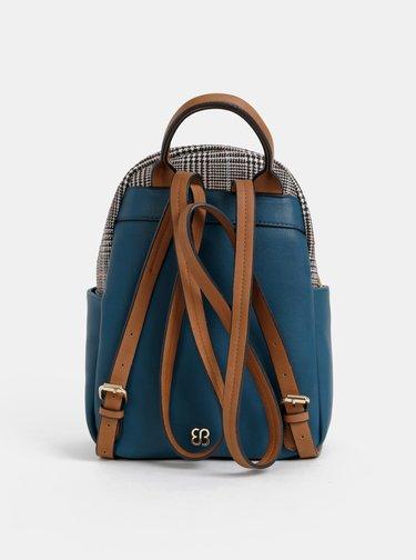 Šedý vzorovaný batoh Bessie London