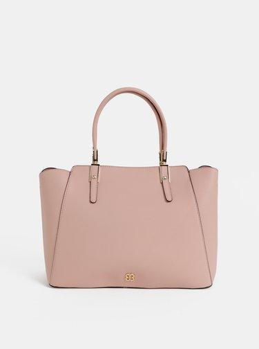 Rúžová kabelka Bessie London