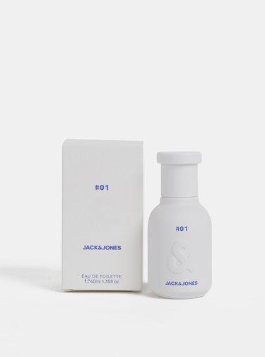 Pánska toaletná voda s vôňou šalvie a rebarbory Jack & Jones Fragrance 40 ml