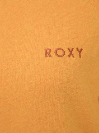 Žlutá mikina Roxy Stay Together
