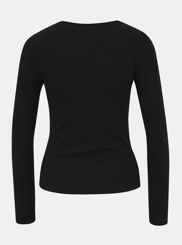 Čierne tričko ONLY Lelina