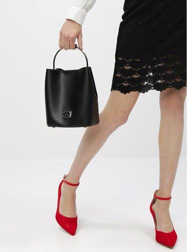 Černá kabelka s odnímatelným pouzdrem Bessie London