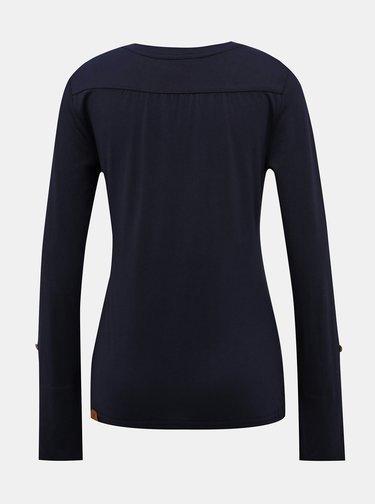 Tmavě modré dámské tričko Ragwear Pinch Solid