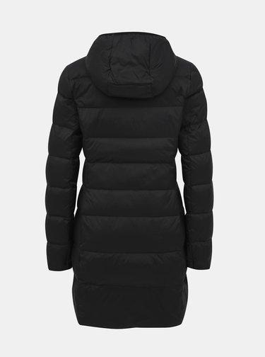 Černý dámský prošívaný zimní kabát LOAP Iprada