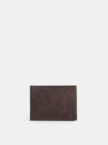 Tmavě hnědá peněženka Quiksilver