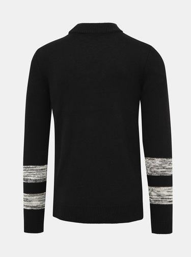 Čierny pánsky sveter Haily´s Benji