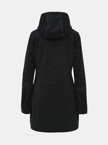 Černý zimní kabát Tranquillo Skati