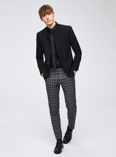 Camasa formala neagra slim fit Selected Homme Pen-Pelle
