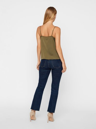 Khaki top VERO MODA India