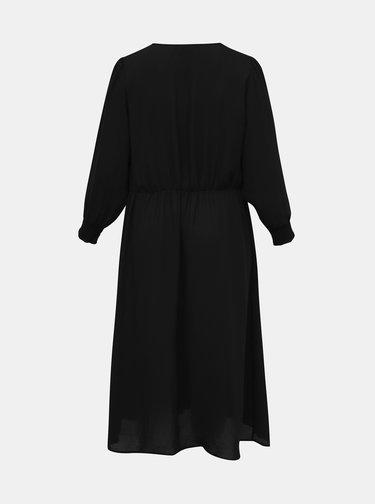 Černé šaty Zizzi Peyton