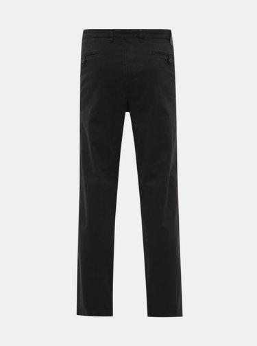 Čierne pánske chino nohavice ZOOT Franco