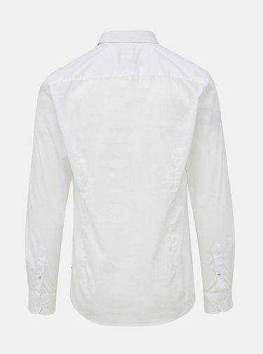 Bílá slim fit košile ONLY & SONS Enrico
