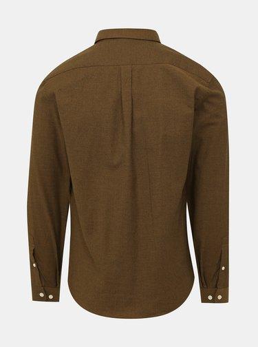 Hnedá košeľa Lindbergh