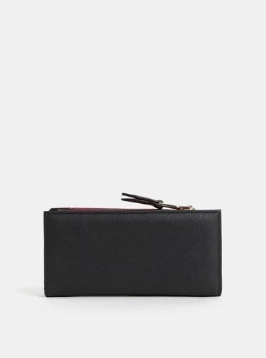 Čierna peňaženka Hampton