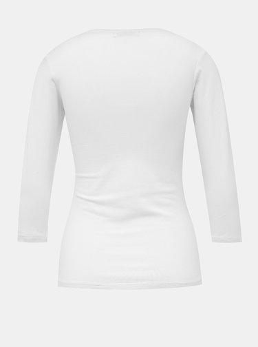 Bílé dámské basic tričko Haily´s Noa