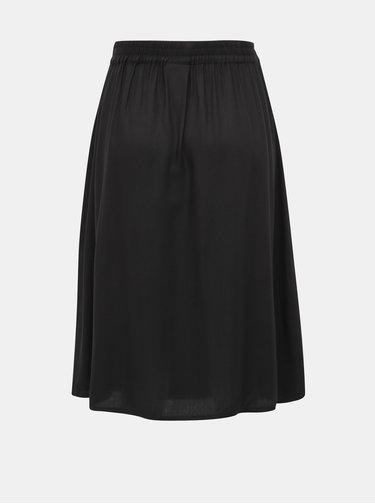 Čierna sukňa VILA Monnie