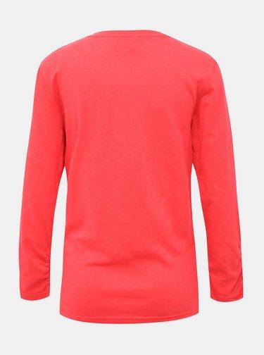 Rúžové dámske tričko SAM 73