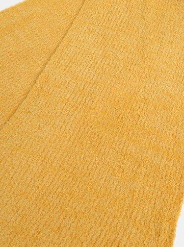 Žlutá dámská šála Haily´s Kami
