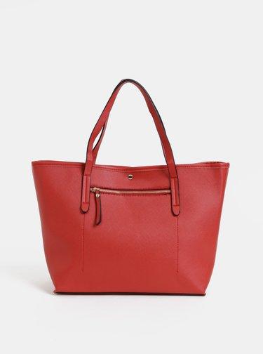 Červený shopper Haily´s Diana