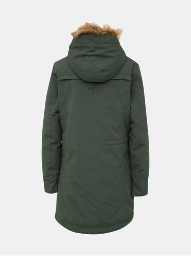 Jachete si tricouri pentru femei MEATFLY - verde inchis