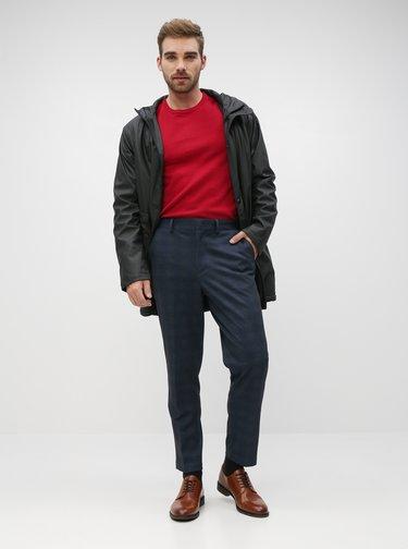 Červený pánsky basic sveter ZOOT
