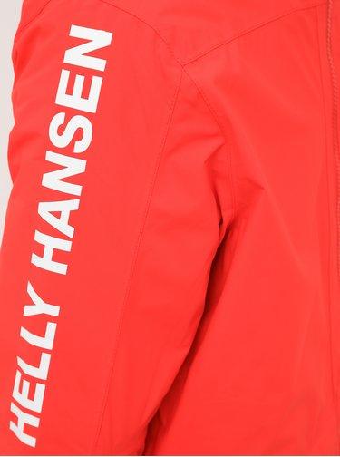 Červená pánska nepromokavá zimná bunda HELLY HANSEN Avtive