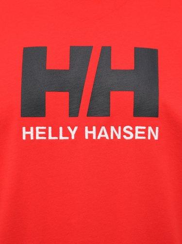 Červené pánské tričko HELLY HANSEN