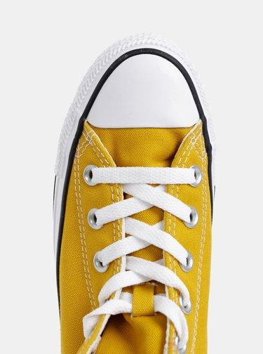 Žluté kotníkové tenisky Converse All Star
