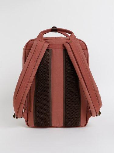 Cihlový voděodolný batoh Doughnut Macaroon 18 L