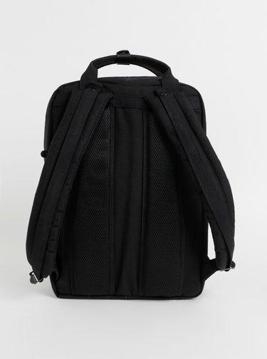 Černý voděodolný batoh Doughnut Macaroon 18 L