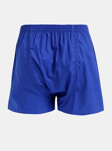 Tmavomodré pánske trenýrky El.Ka Underwear