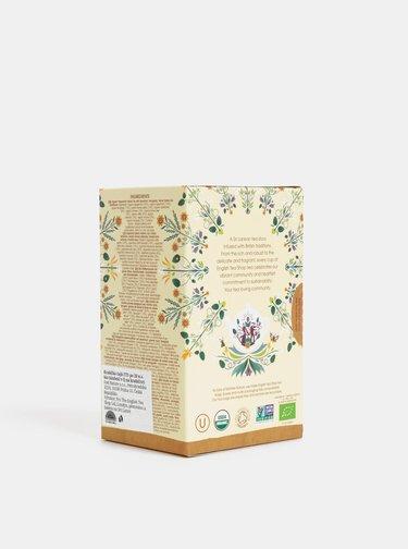 Organický bylinný čaj s mátou klasnatou, řeckým senem pískavice, fenyklovými semínky a květem bezu English Tea Shop Očisti mě