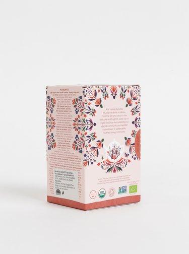 Organický zelený čaj se skořicí, ženšenem, zázvorem a plody kapustoně brazilské English Tea Shop Tvaruj mě