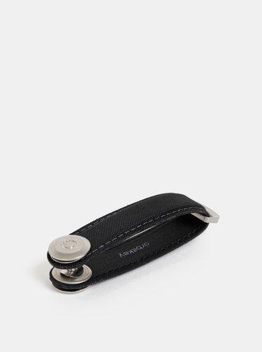 Čierna kľúčenka Orbitkey