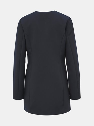 Tmavomodrý kabát Jacqueline de Yong New Brighton