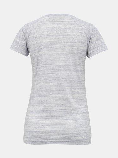Šedé dámske basic tričko killtec Magina