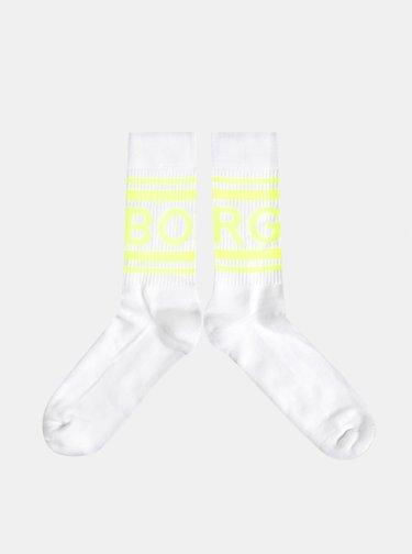 Bílé ponožky Björn Borg